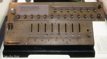Archimedes Rechenmaschine - 4705