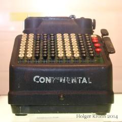 Continental Tischrechner - 4709