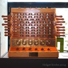 Schickard-Maschine von 1623