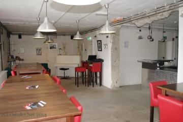 Bunker D - Cafe 1939