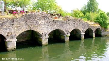 Schwentinebrücke - 1852