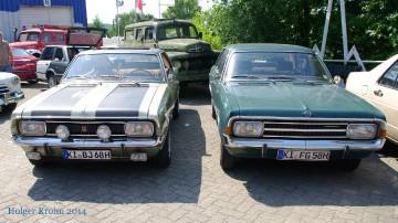 Opel-Duo - 2630