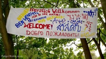 Interkultureller Garten - 5050