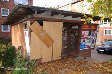 Kiosk-Ruine - 5997