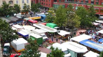 Wochenmarkt 2003 - I