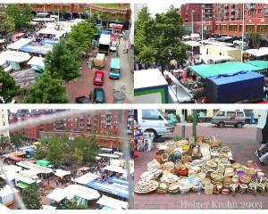 Wochenmarkt 2003 - II