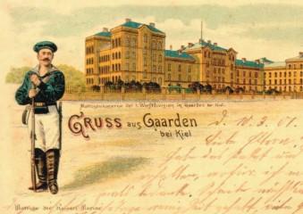 Gaarden - Kaserne