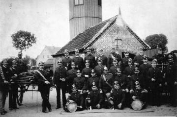 Dietrichsdorfer Feuerwehr 1897