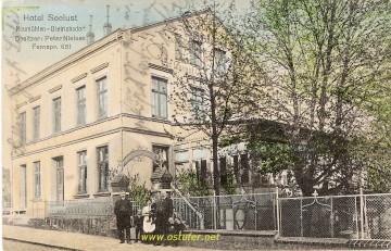 Hotel Seelust 1914