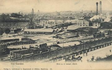 Kaiserliche Werft 1905