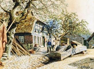 Ellerbek - Kate 1901