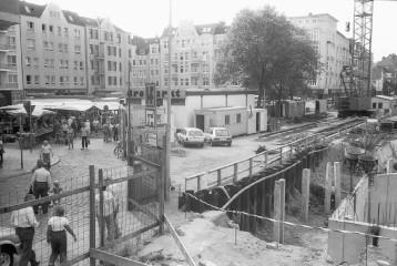Vinetaplatz 1983