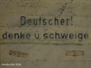 denke und schweige - 1946
