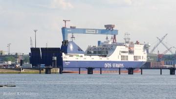 Victoria Seaways - 3707