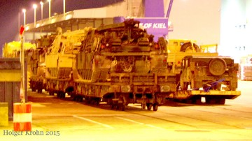 Waffentransport - 3811