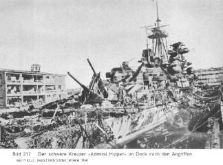 Admiral Hipper 1945