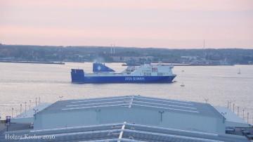 Athena Seaways - 3669