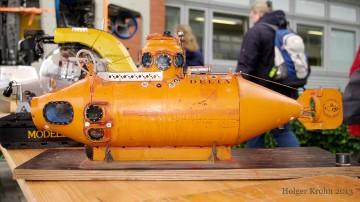 Modell-U-Boot - 6674