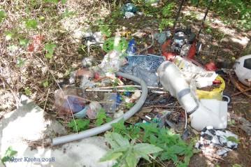 Kleingarten-Müll - 7994