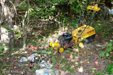Kleingarten-Müll - 7995