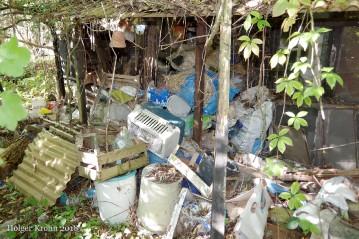 Kleingarten-Müll - 7997