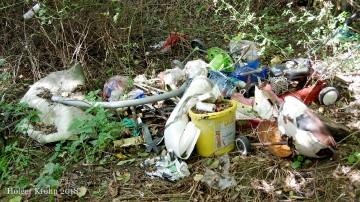 Kleingarten-Müll - 8067