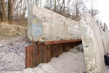 Trümmermauer - 1671