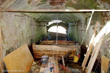 Baltische Mühle - Tunnel