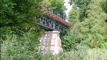Eisenbahnbrücke - 3612