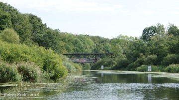 Eisenbahnbrücke - 7768