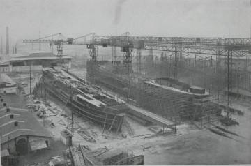 Werft 1913