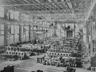 Krupp-Germania - Werkstatt